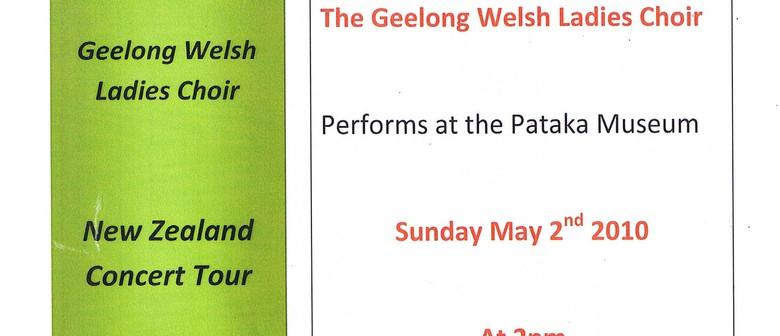The Geelong Welsh Ladies Choir