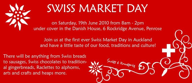 Swiss Market Day