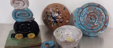Holiday Workshop - Crazy Clay