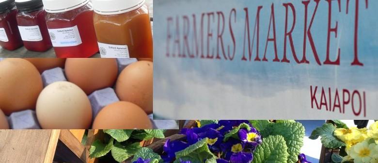 Kaiapoi Farmers Market