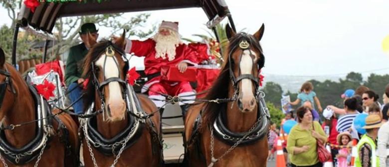 Birkenhead Rotary Santa Parade