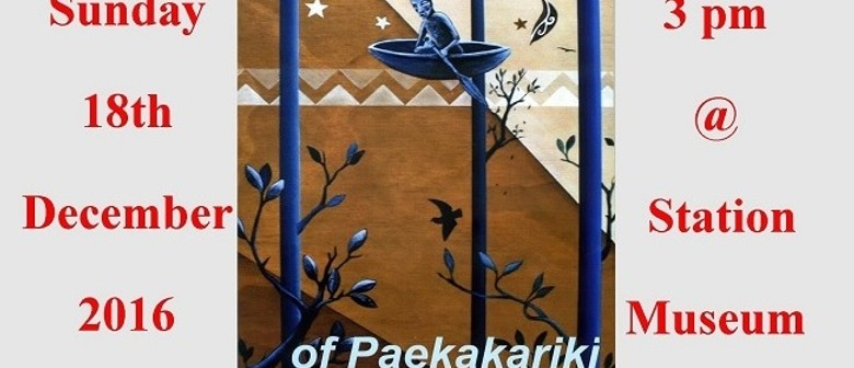 Grand Opening - New Display Writers and Poets of Paekakariki