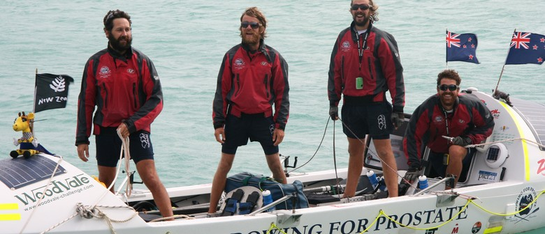 The Final Wave Goodbye - Team Rowing for Prostate