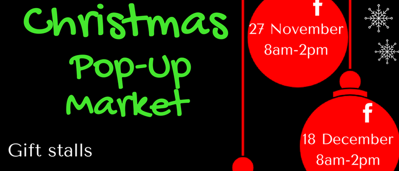 Christmas Pop-Up Market