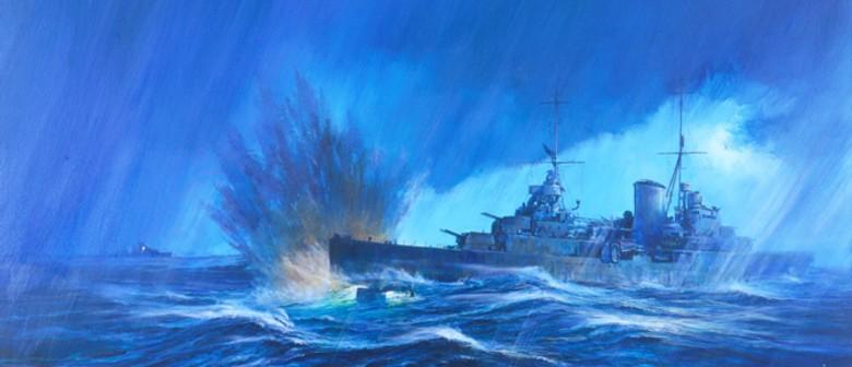 HMS Neptune Commemorative Service and Closing Ceremony