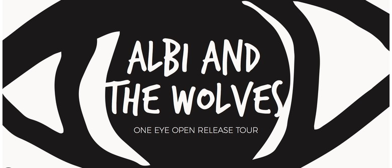Albi and The Wolves One Eye Open Tour with Julia Morris