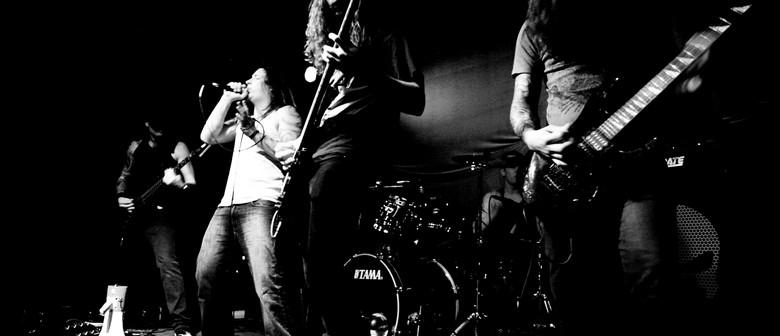 Metallica Tribute Band With Nailedshut!
