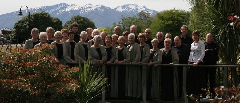 Central Otago Regional Choir:  Home and Away Concert