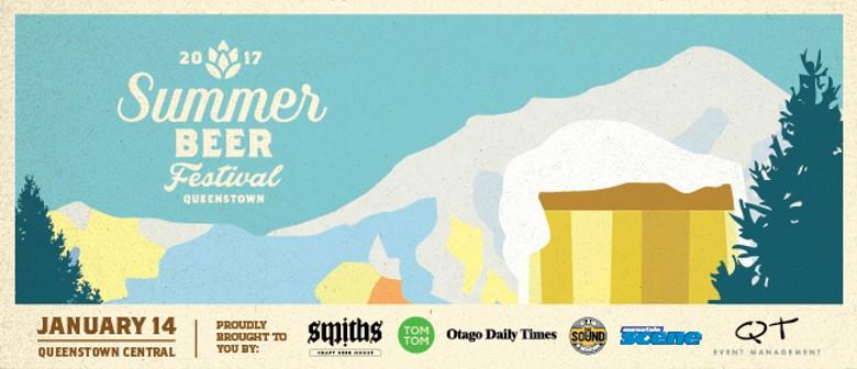 Summer Beer Festival Queenstown