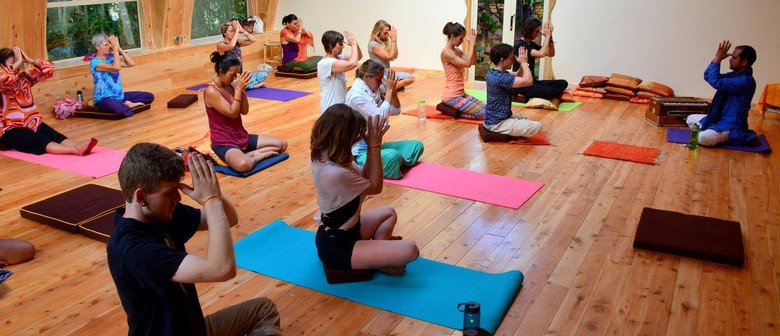 One Day Yoga Intensive with Shailendra Negi