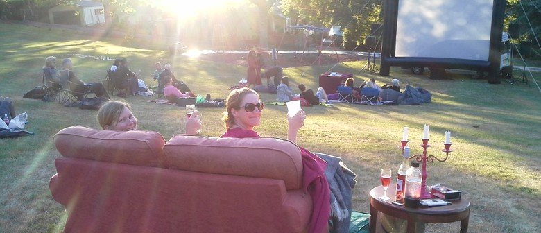 Summer Movies Al Fresco - Help!