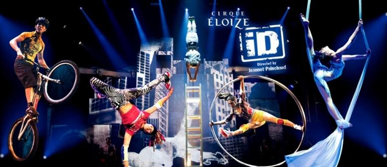 iD by Cirque Eloize