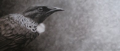Learn to Draw - Tui In Charcoal Workshop