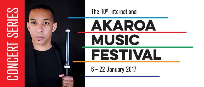 International Akaroa Music Festival 2017 - A musical Journey