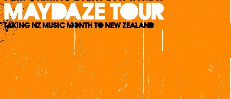 The Jordan Luck Band - May Daze Tour