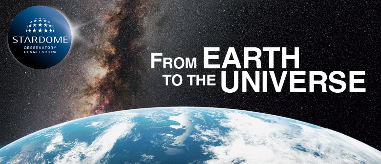 From Earth to The Universe