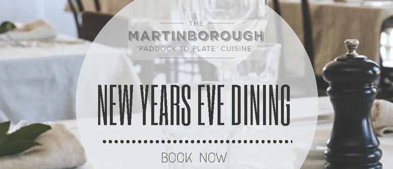 New Years Eve Degustation Dining