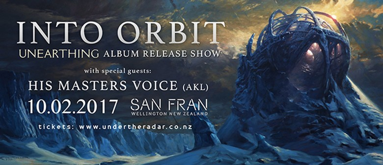 Into Orbit With Guests His Masters Voice
