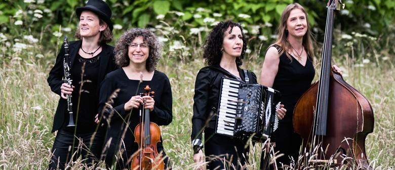 London Klezmer Quartet In Concert