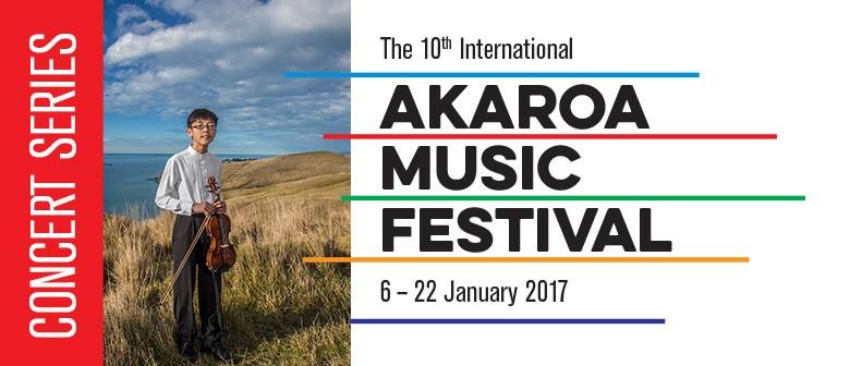 International Akaroa Music Festival 2017 - Summer Music