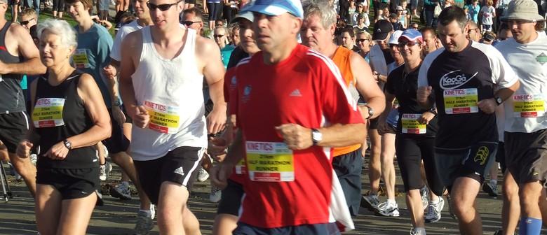 Orewa Beach Half Marathon