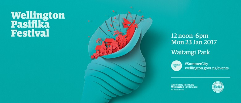 The Wellington Pasifika Festival - Summer City