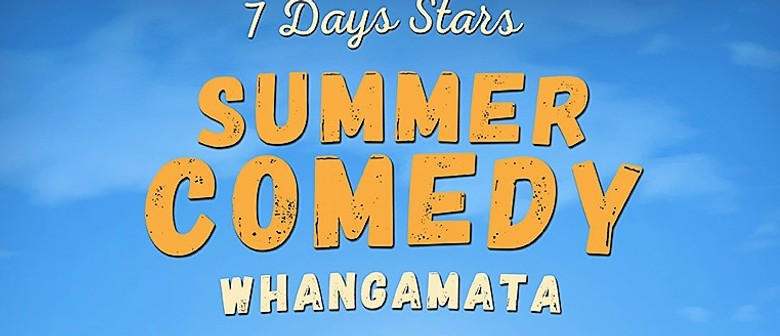 Summer Comedy: 3 Comics 1 Stage With Brendhan Lovegrove