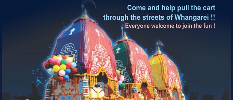 Jagannath's Ratha Yatra Festival