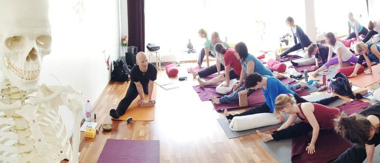 Yin Yoga and Anatomy Workshop - Wellington - Eventfinda