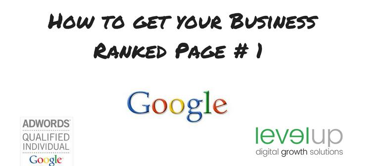 Rank Page No 1 On Google