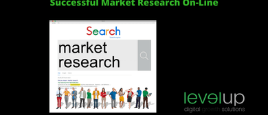 Successful Market Research On-Line