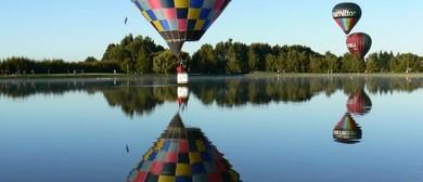 Wairarapa Balloon Festival - Resene Splash n Dash Comp