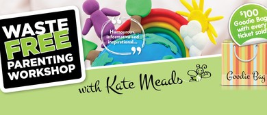 Waste Free Parenting Workshop - With Kate Meads: SOLD OUT