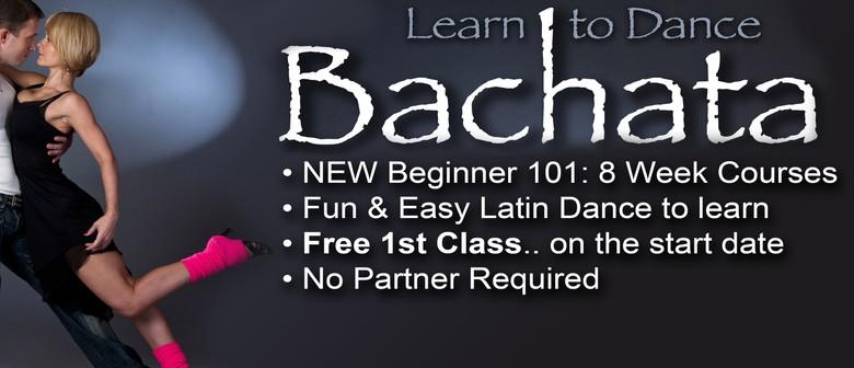 Bachata Beginner Latin Dance Class