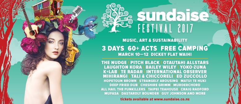 Sundaise Festival: CANCELLED