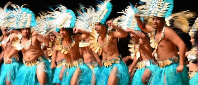 Pacific Drum and Dance - Beginners