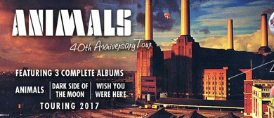 The Pink Floyd Experience Animals 40th Anniversary Tour