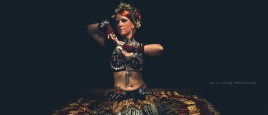 Beginners Belly Dance Class - American Tribal Style (ATS)