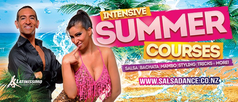 Salsa Ladies Styling Intensive Level 1 Summer Course