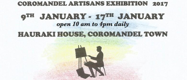 Coromandel Artisans Exhibition 2017