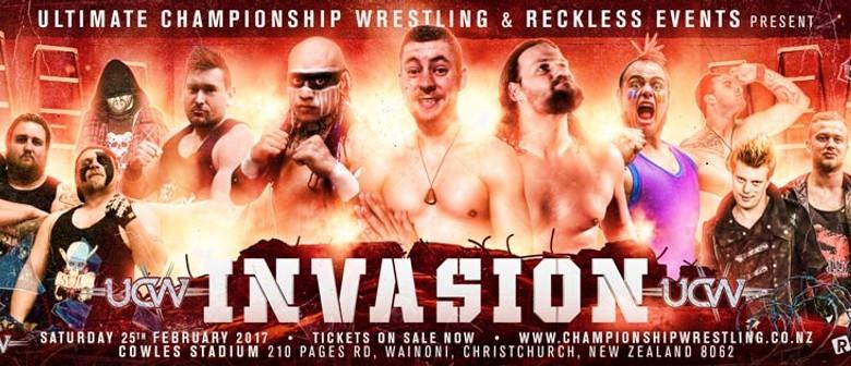 Ultimate Championship Wrestling - Invasion