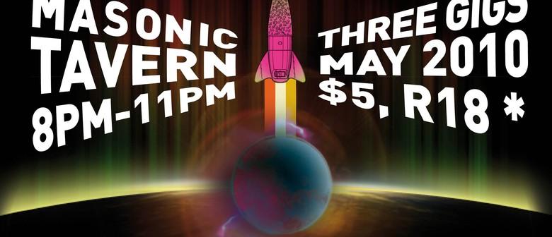 Sound Rocket Acoustic/ Pop Night