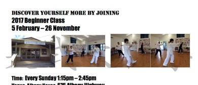 Wu Style Taichi - Beginner Class