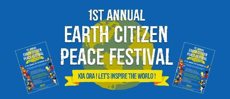 1st Annual Earth Citizen Peace Festival