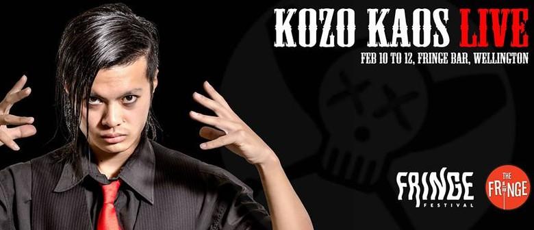 Kozo Kaos - NZ Fringe Festival 2017