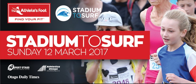 The Athlete's Foot Stadium to Surf Fun Run and Walk
