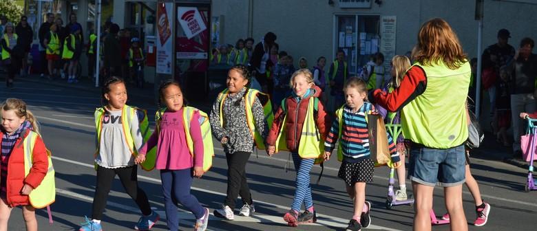 Walk N Wheel to School Week