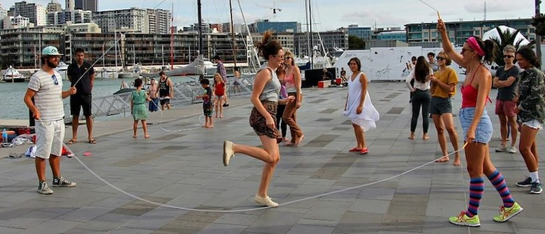 Auckland Fringe At Auckland Live Summer In the Square