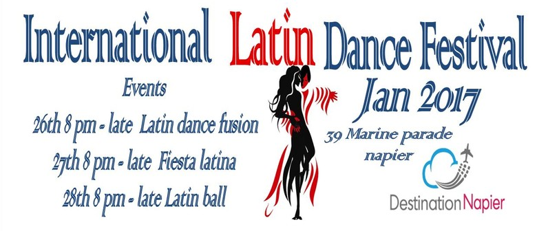 International Latin Dance Festival