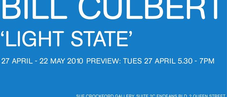 Bill Culbert: Light State